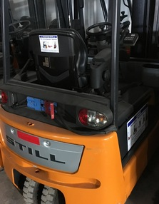 STILL R2015 duplex joystick: