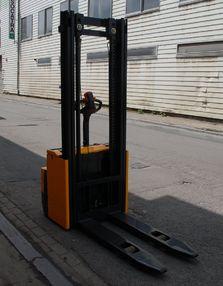 Jungheinrich 1250kg 340cm :