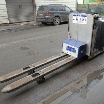 STILL EGU S 240cm: