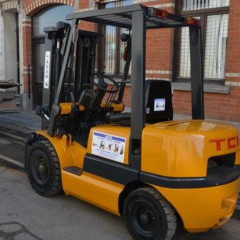 TCM FD30 TRIPLEX