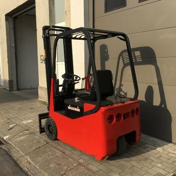 BOSS E18 1800 kg DUPLEX