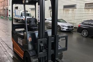 STILL R60 25 2500kg duplex JOYSTICK
