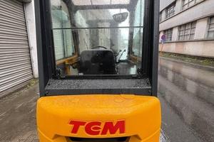 TCM FD15 CABIN