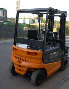 STILL R6025 TRIPLEX: