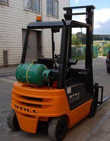 STILL R7016 gaz duplex: