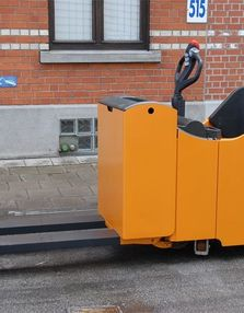 STILL EGU S 115cm 2000Kg: